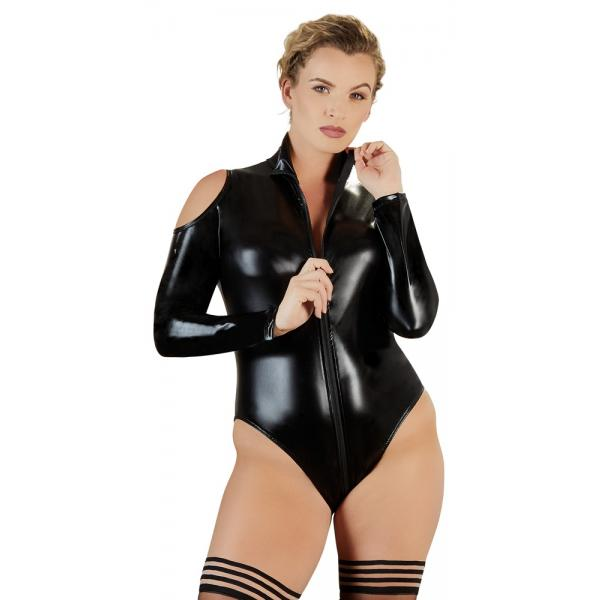Wetlook Body Schwarz